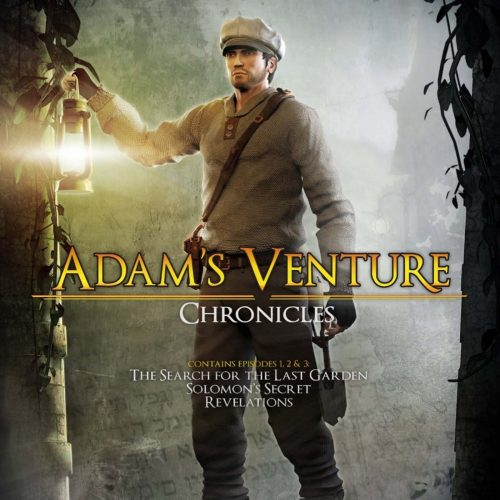 Adam s Venture Chronicles