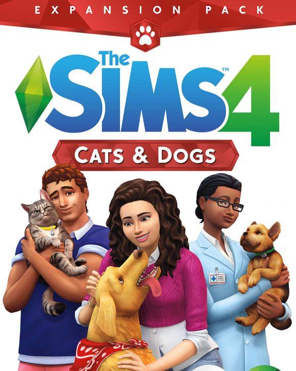 De Sims 4 Honden en Katten Expansion Pack