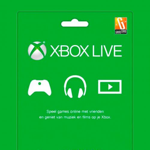 Microsoft Xbox Live Gold 1 maand