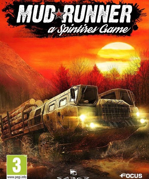 Spintires Mud Runner