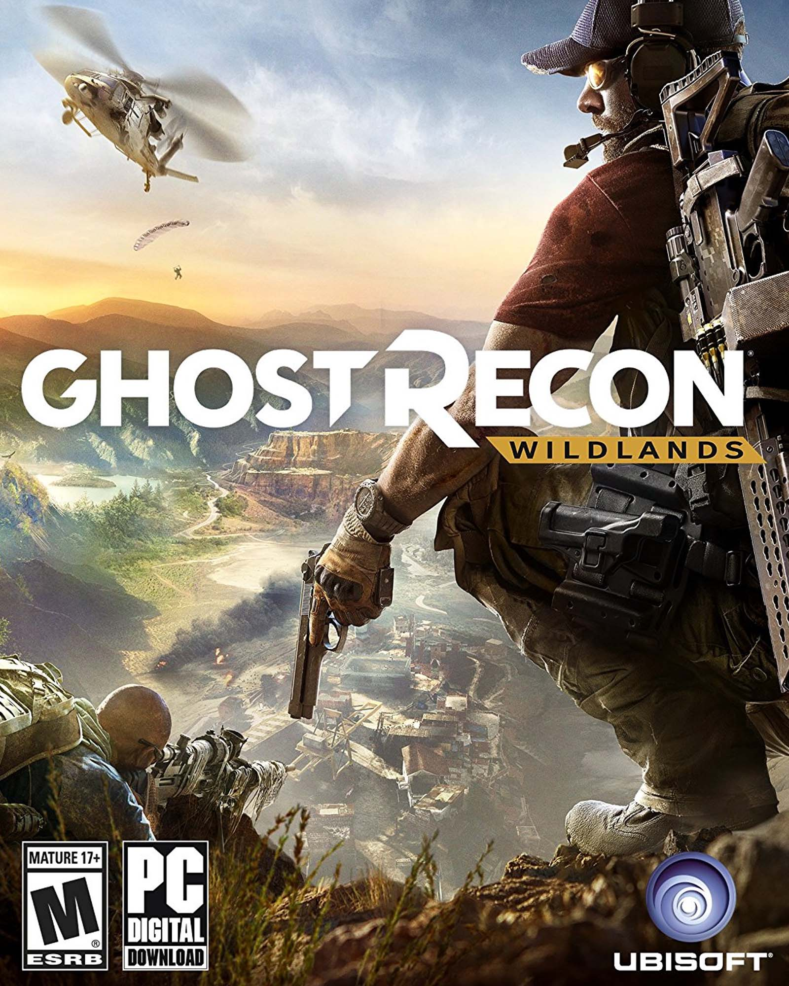 Tom ClancyS Ghost Recon Wildlands Arvostelu