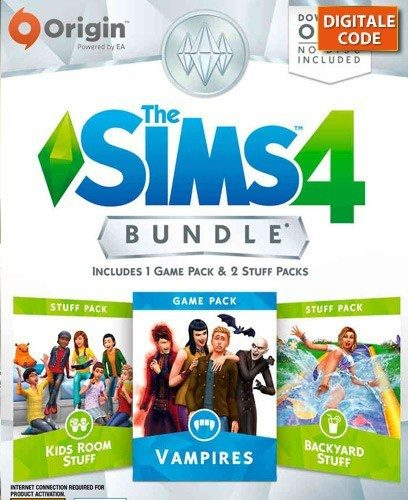 Sims 4 Bundel Pack 4 game key