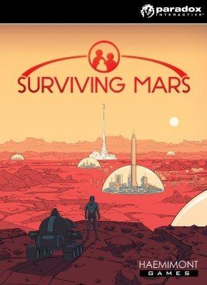 Surviving Mars Steam